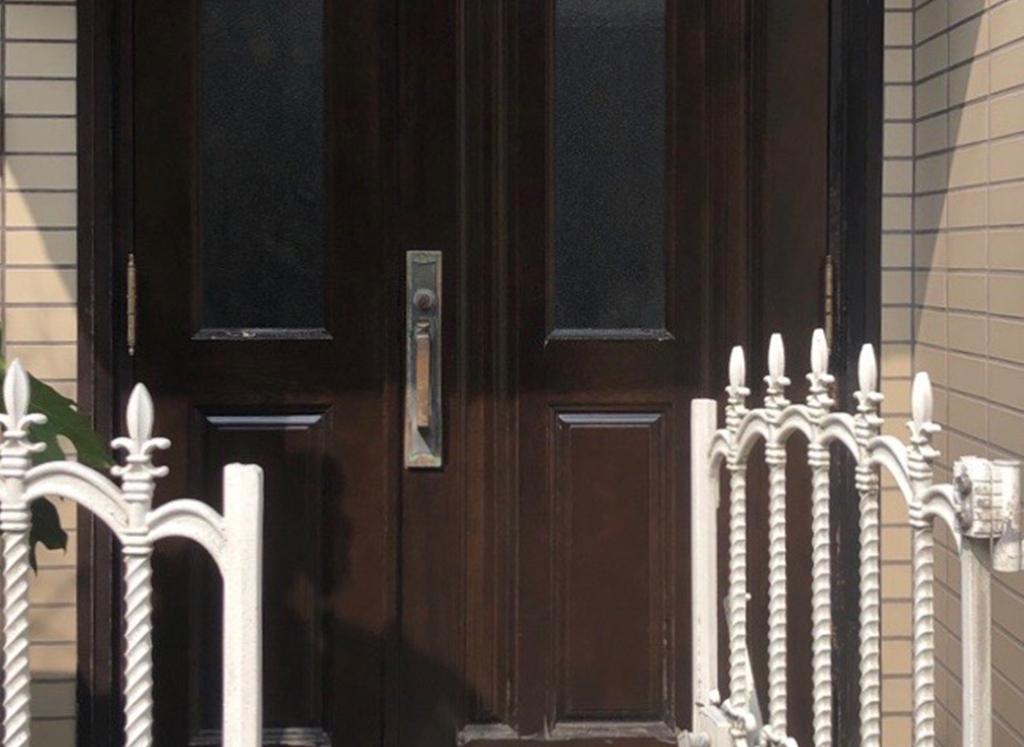玄関扉ハンドル 劣化